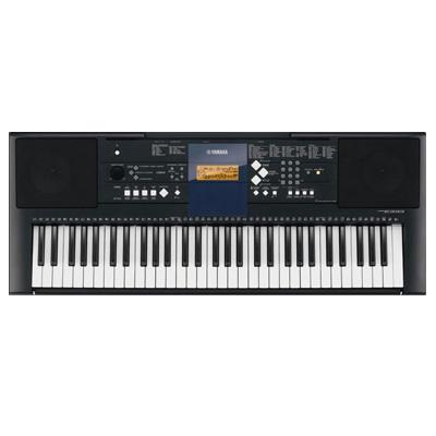 Portable Keyboard Yamaha PSR-E333 | Paket Sound System