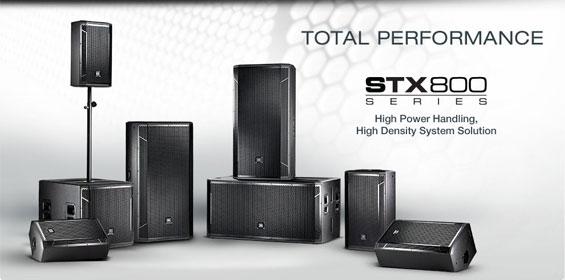 Speaker JBL Profesional Seri STX800