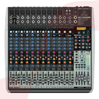 Mixer Audio 24 Channel Behringer QX2442USB