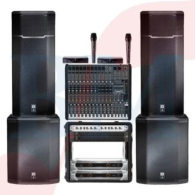 Paket Sound System Auditorium Premium Paket Sound System