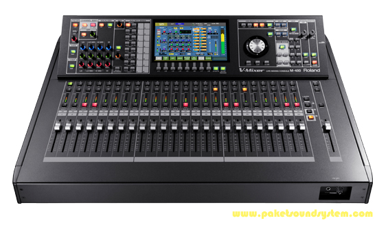 Harga Audio Mixer Mixer Audio Digital Roland