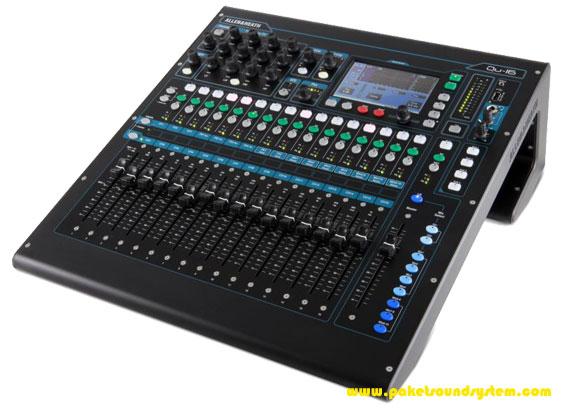 Harga Audio Mixer Mixer Audio Digital Allen