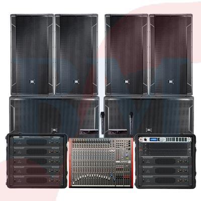 Paket Sound System Lapangan Jbl Paket Sound System Profesional
