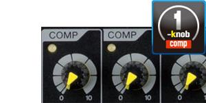 1-Knob-Kompresor