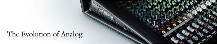 Mixer Yamaha MGP