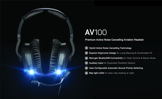 Headset-AKG-AV100