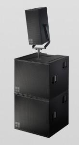 Speaker Point Source d&b Audiotechnik